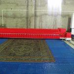 دستگاه قالیشویی تمام اتوماتیک ریلی مدل s.b13ba