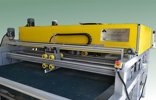 دستگاه قالیشویی اتوماتیک میزی مدل s.b 6b new
