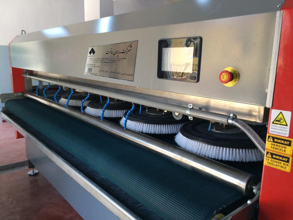 دستگاه قالیشور میزی